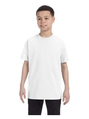 Gildan #G500B Gildan Youth Heavy Cotton™ 5.3 oz. T-Shirt